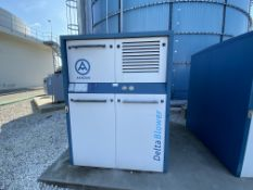 2013 Aerzen Delta 5 oil free blower, 70 HP