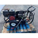 Mi-T-M 4,000 psi gas powered pressure washer