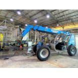 Genie GTH644 Telehandler, 2,085 hrs., 6,000# capacity, 44' lift height