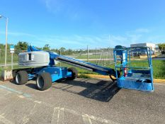 Genie S-40 Diesel portable boom manlift, 3,887 Hrs