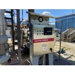 Vapor Power Hi-R Temp high temp liquid phase heater, propane gas fired, 6.6 MM BTU/Hr, 445 Ft²