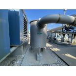 350 USG single wall stainless steel condensate recovery tank