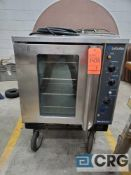 Moffat turbofan portable commercial oven, m/n G32MS, electric and propane gas
