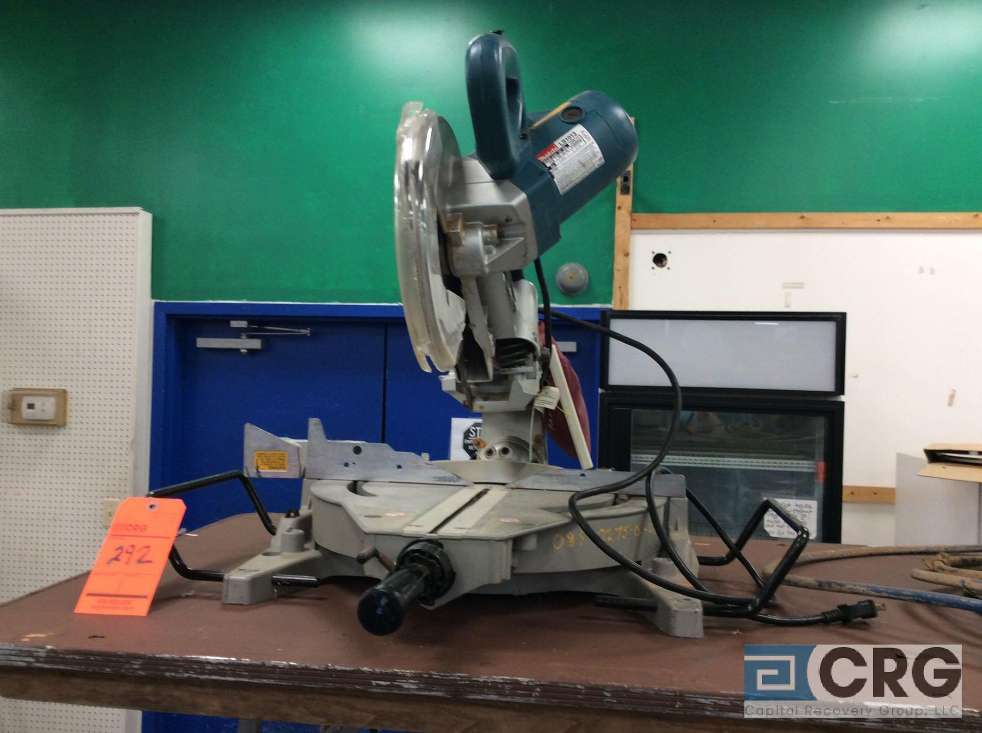 Lot 292 - Makita LS1013 10 inch mitre saw, 1 phase