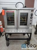 Blodgett m/n SHO-100-G portable propane commercial oven