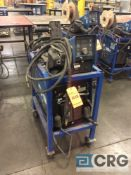 Miller AXCESS 300 welder, 3 phase With wire feed