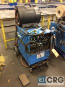 Miller SYNCROWAVE 250 CC-AC/DC welder, 80 max OCV, 3 phase, with chiller