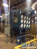 Donaldson Torit DOWNFLO OVAL 1 dust collector, 3 phase