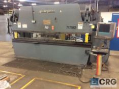 AccuPress 717512 CNC hydraulic press brake, 175 ton cap, 12 foot, with ACCUPRESS controls and ETS