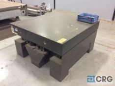 55 X 52;inch granite surface work plate (old CMM table)