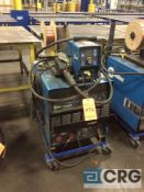 Miller DELTAWELD 302 CV/DC welder, 44 max OCV, 3 phase, With 70 Series wire feed