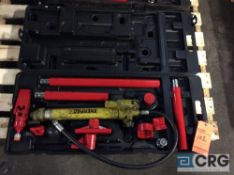 5 ton portable hydralic ram with case