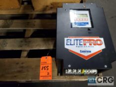 Lot of (2) CAROTRON ELITEPRO Digital drives, (1) m/n EPN060-000, 230v/460v, 3 phase, 98 amp FL (1)