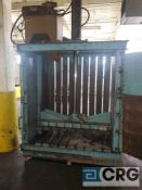 Loran baler, 30 X 58 inch bale, hydraulic (approx 12 high with piston extended)