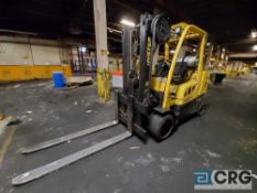 Hyster m/n S120FTPRS solid tire LP forklift