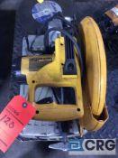 DeWalt mn: D28715 14 inch chop saw, 1 phase