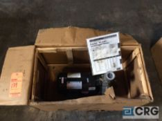 Dayton straight centrifugal pump, high efficiency motor CC124B, m/n LTBF23TCE, 2 hp, 3 phase, 3450