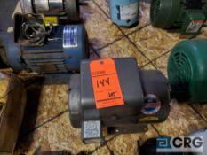 Lot of (13) assorted pumps and motors
