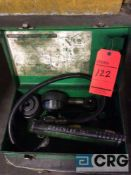Greenlee 767 knockout punch set