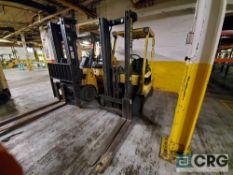Hyster Forklift, m/n S5OXM, s/n D187V13084W, (blown transmission)