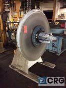 Littell mn 25-12, 2500 lb capacity auto centering reel, 12 inch width capacity