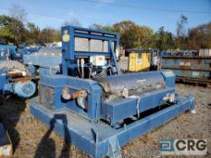 1991 Alfa Laval NX418 Centrifuge Unit, 3,000 GVWR, 480/3ph motors, VIN# 5015887 [located at 2527