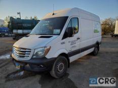 2016 Freightliner Cargo Van