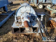 2005 Bird HB-2500 Centrifuge Unit, 480/3ph motors, in pieces, VIN# HE233 [located at 2527 Market St,
