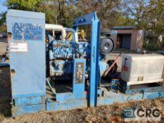 Homemade Pressure Pump, Detroit Series 40 engine