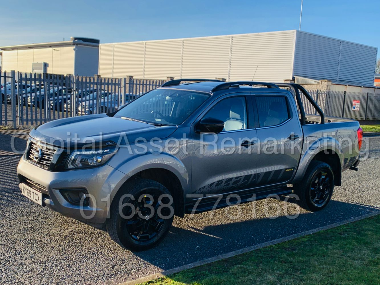 2019 '69 Reg' Nissan Navara *N-Guard* Double Cab Pick-Up (TOP OF THE RANGE) + Many More: Cars, Commercials & 4x4's !!!