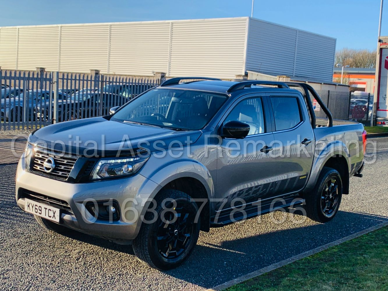 '2020 Model' Nissan Navara *N-GUARD Edition* D/Cab Pick-Up (Top Of The Range) + Many More: Cars, Commercials & 4x4's !!!