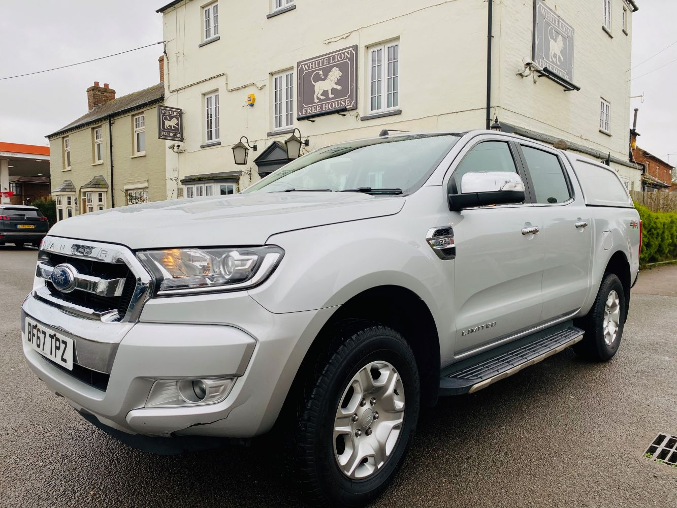 2018 Ford Ranger *D/Cab Pick-Up* - 2017 Mercedes Sprinter 314 Cdi *LWB Luton* (Euro 6) Also Featuring Many: Cars, Commercials & 4x4's !!!