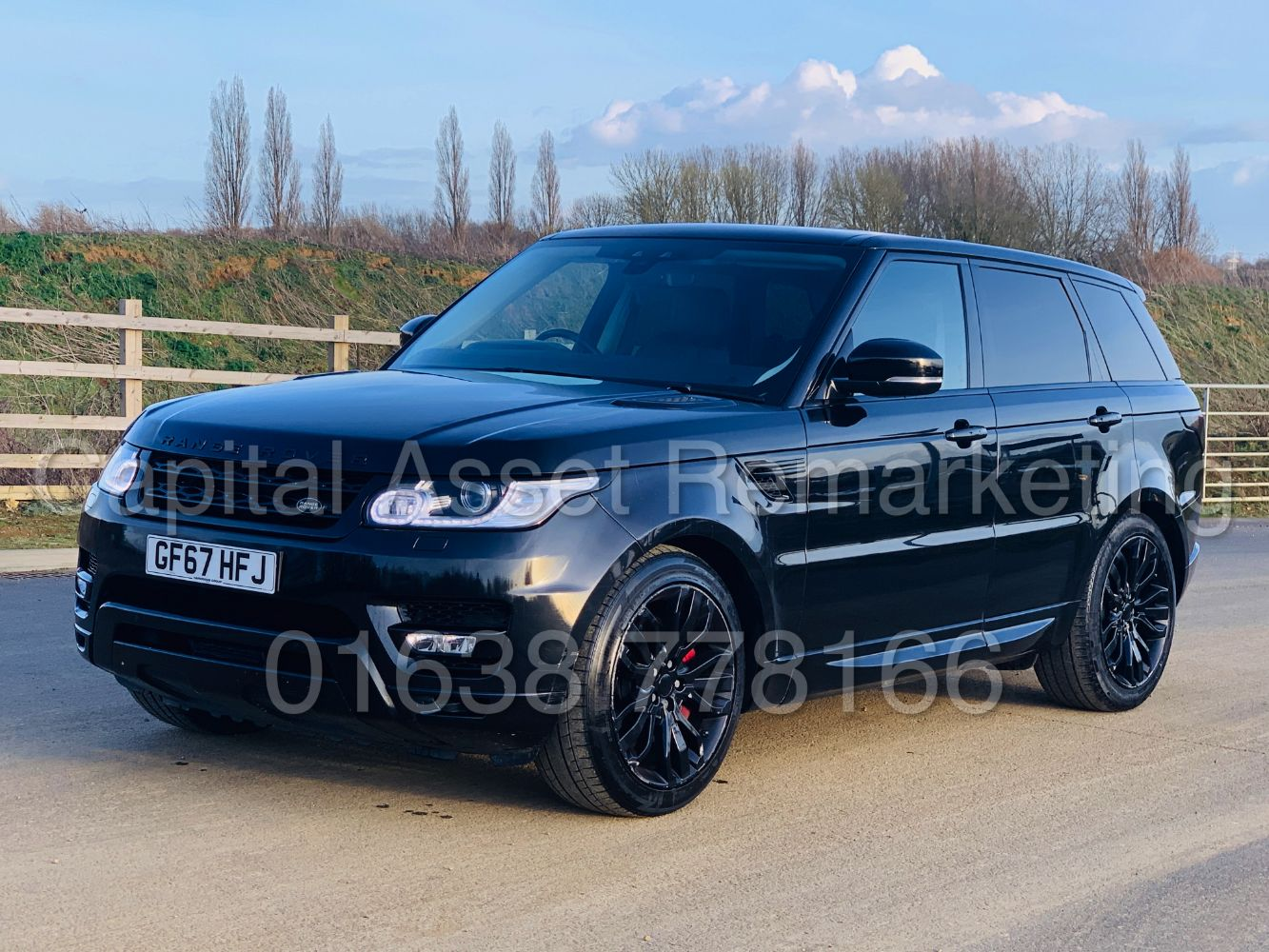 2018 Range Rover Sport *HSE - Black Edition* 3.0 SDV6 Auto - 2017 Mercedes-Benz C43 AMG *Cabriolet* + Many More: Cars, Commercials & 4x4's