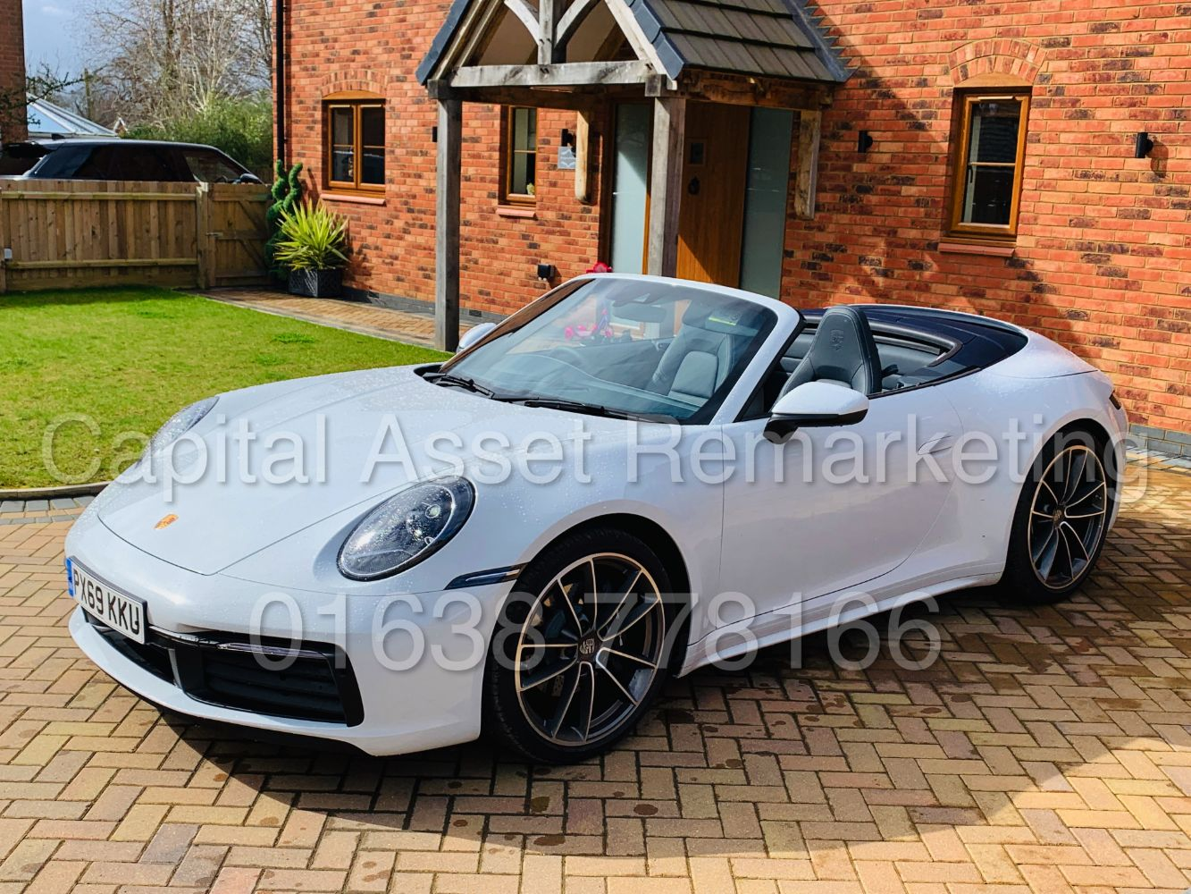 2020 Porsche 911*992 Cabriolet* (Huge Spec) - 2019 Mercedes-Benz C200 *AMG* Cabriolet + More: Cars, Commercials & 4x4's  (REGISTER NOW FOR FREE)