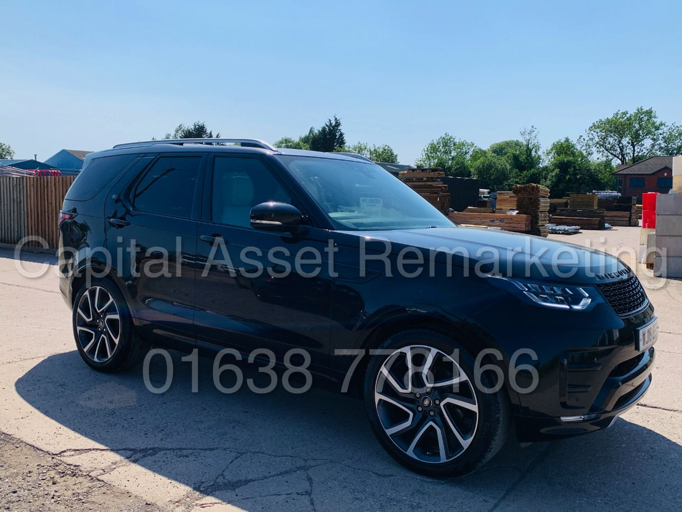 2018 Land Rover Discovery 3.0 TD6 *HSE Dynamic* - 2018 Mercedes-Benz E220d *Saloon* + Many More: Cars, Commercials & 4x4's !!!