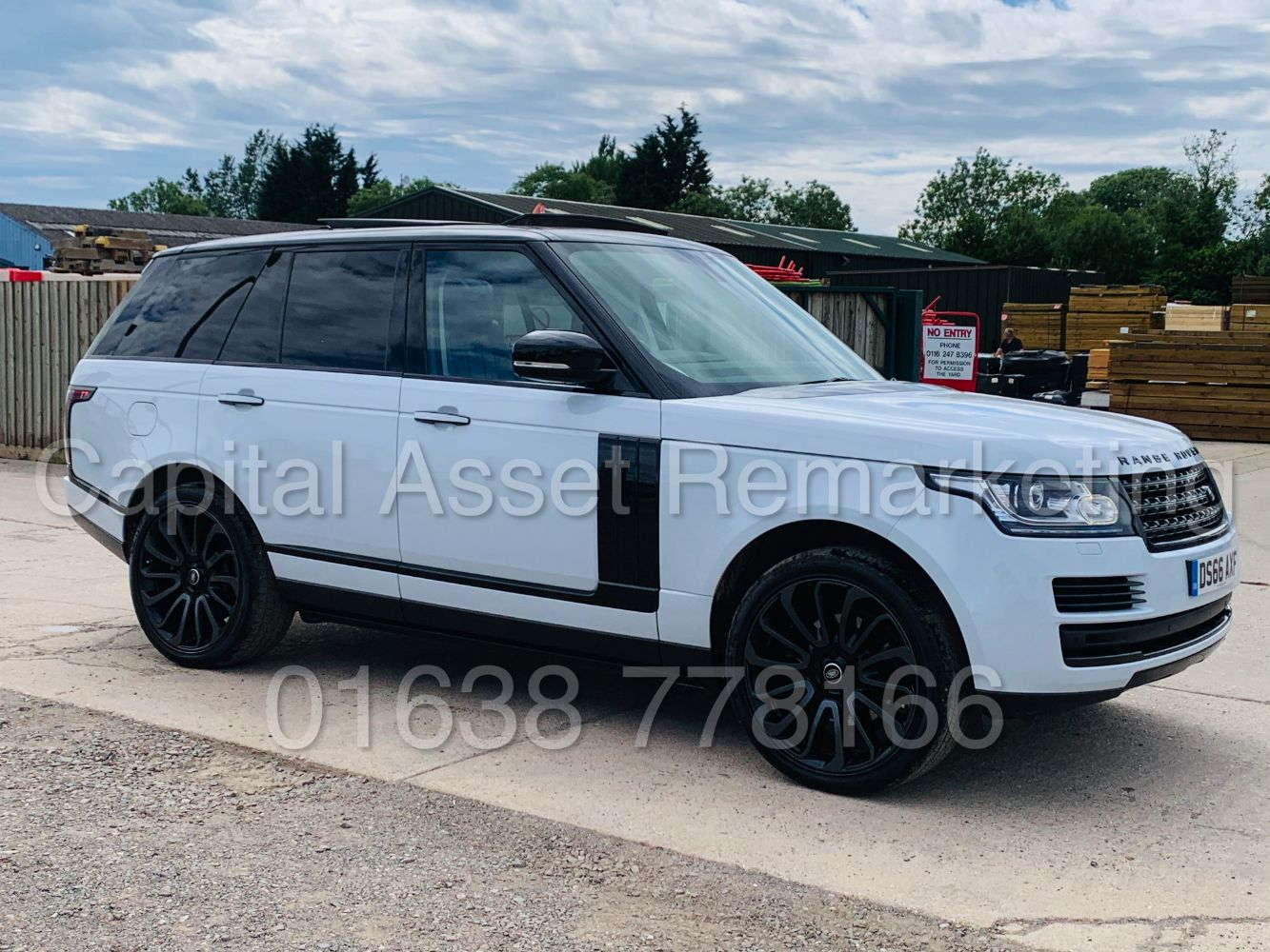 2017 Range Rover Vogue SE - 2017 Land Rover Discovery *HSE* - 2015 Range Rover Sport *HSE* + Many More: Cars, Commercials & 4x4's !!!