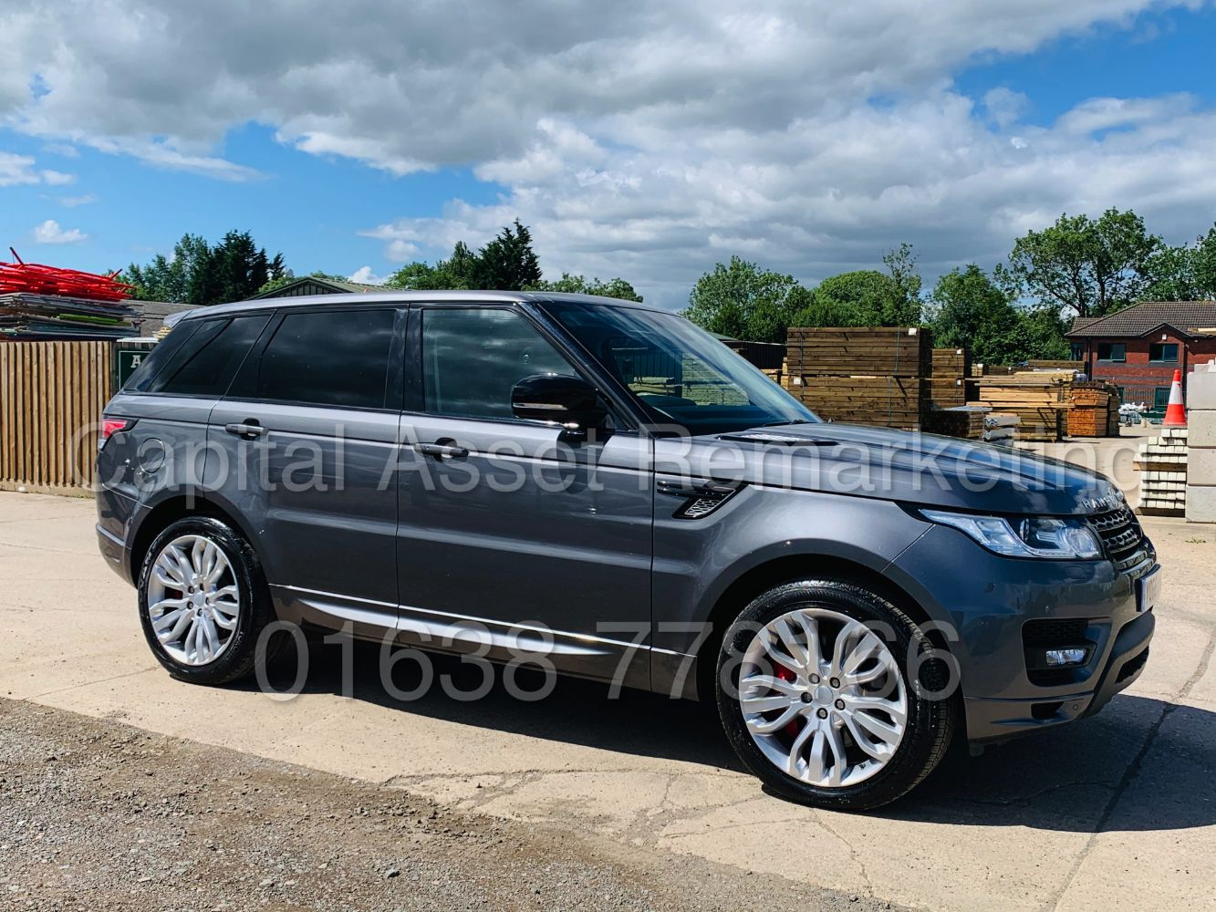 Range Rover Sport *Autobiography Dynamic* 4.4 SDV8 - 2018 Range Rover Evoque - 2018 Ford Transit *Luton* + Many More: Cars, Commercials & 4x4's