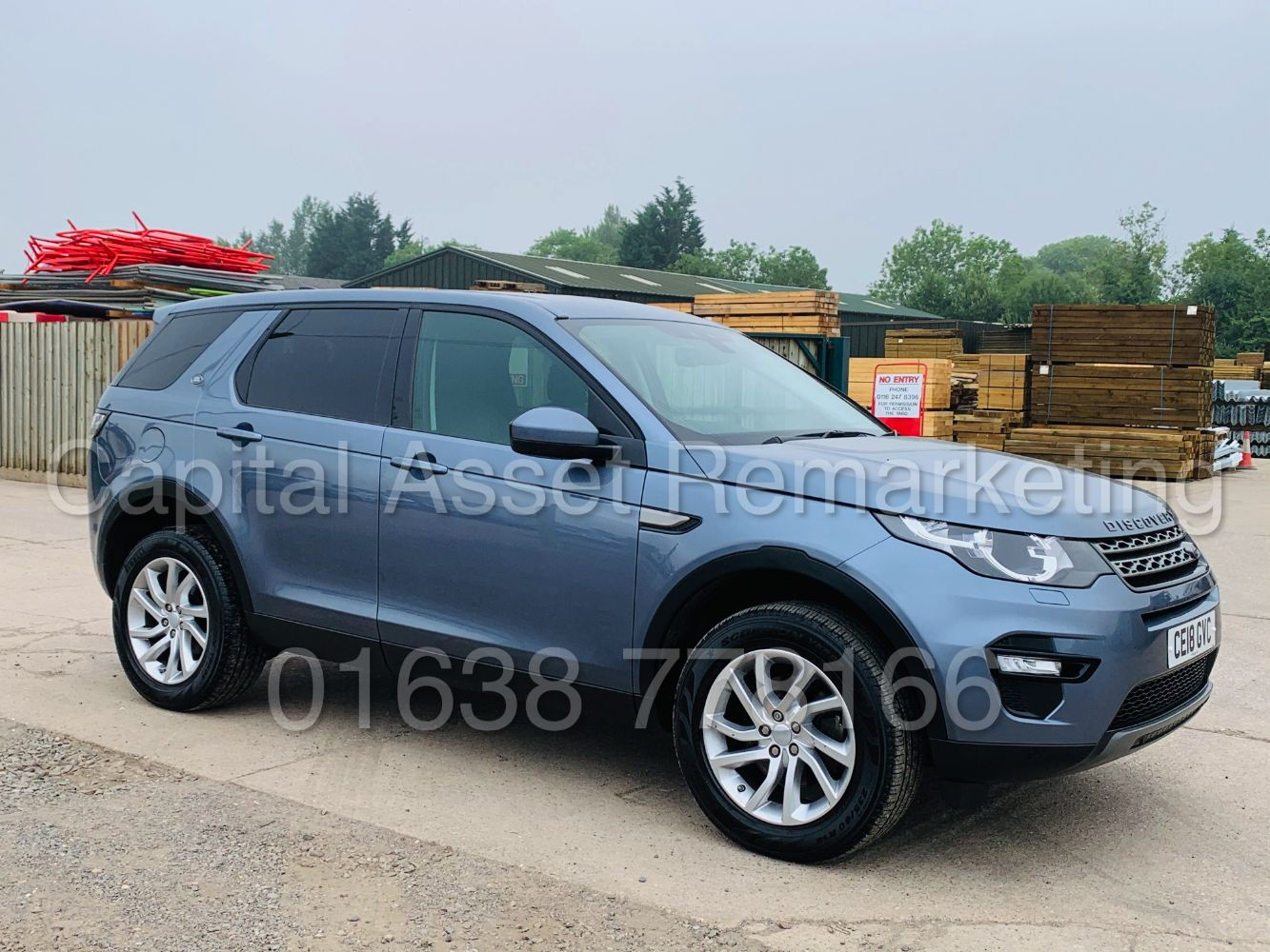 2018 Land Rover Discovery Sport *SE Tech* - 2018 Mercedes-Benz E220d *Saloon* - 2015 Mercedes-Benz ML350d *AMG Premium* + Many More Lots !!!