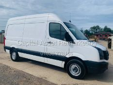 On Sale VOLKSWAGEN CRAFTER 2.0TDI CR35 (15 REG) 1 OWNER - CRUISE - ELEC PACK - BLUETOOTH