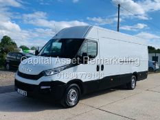 "IVECO DAILY 35S13 XLWB 2.3TD (130) ""EURO 6"" - 17 REG - NEW SHAPE - NEW SHAPE - ELEC PACK - LOOK!!"