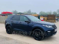 LAND ROVER DISCOVERY SPORT *HSE BLACK EDITION* SUV (2017 MODEL) '2.0 TD4 - AUTO' **MASSIVE SPEC**
