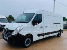 (On Sale) VAUXHALL MOVANO F3500 *LWB HI-ROOF* (2014) '2.3 DCTI - 125 BHP - 6 SPEED' (3500 KG)