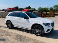 (On Sale) MERCEDES-BENZ GLC 250 *AMG - NIGHT EDITION* SUV (2019) '9G TRONIC - 4-MATIC' *HUGE SPEC*