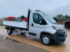 (On Sale) PEUGEOT BOXER 335 *LWB - DROPSIDE TRUCK* (2017 - EURO 6) '2.0 BLUE HDI -130 BHP - 6 SPEED'