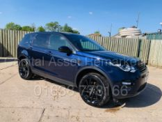 (On Sale) LAND ROVER DISCOVERY SPORT *HSE BLACK EDITION* SUV (66 REG) '2.0 TD4 - AUTO' **HUGE SPEC**