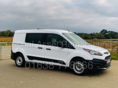 ON SALE FORD TRANSIT CONNECT *LWB- 5 SEATER CREW VAN* (2018 - EURO 6) 1.5 TDCI *AIR CON* (1 OWNER)