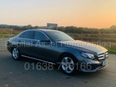 (On Sale) MERCEDES-BENZ E220D *SALOON* (2018 - NEW MODEL) '9-G TRONIC AUTO - SAT NAV' *MASSIVE SPEC*