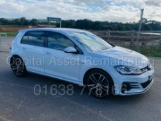 VOLKSWAGEN GOLF *GTD EDITION* 5 DOOR (2018 - NEW MODEL) '2.0 TDI - 184 BHP - AUTO DSG'