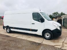 On Sale RENAULT MASTER *BUSINESS EDITION* LWB HI-ROOF (2015 MODEL) '2.3 DCI - 125 BHP - 6 SPEED'