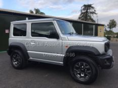 "ON SALE SUZUKI JIMNY ""ALLGRIP PRO"" (ALL NEW MODEL) 1 OWNER (70 REG) DELIVERY MILEAGE - GREAT SPEC"
